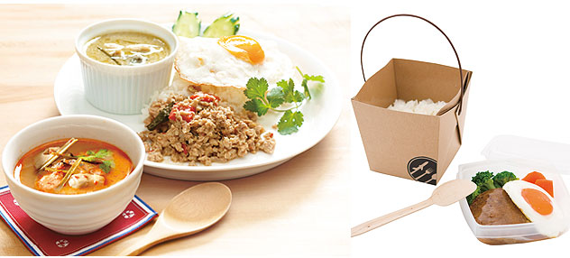 04 Shelf-stable meals with designed package
