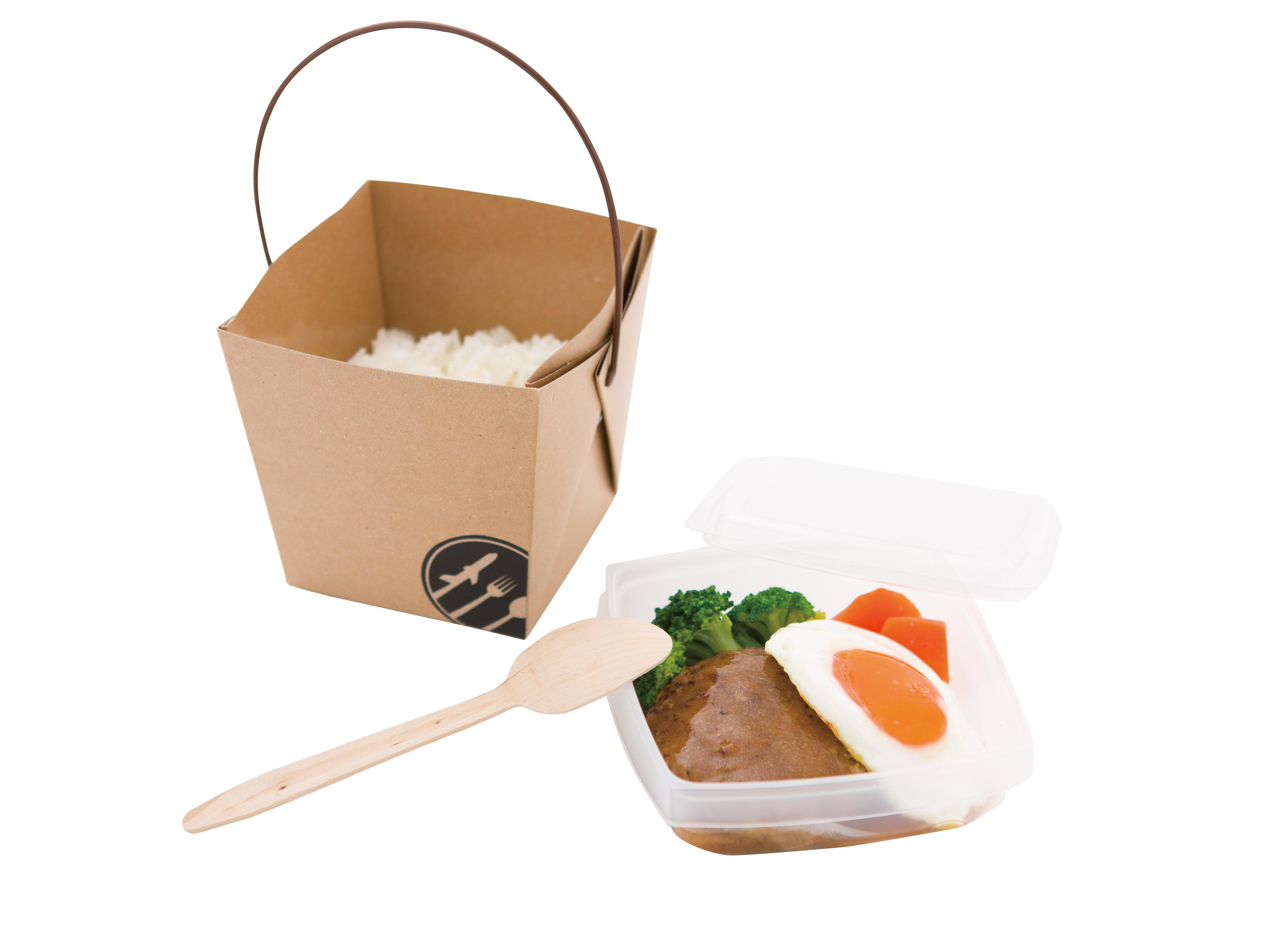 03 Meals in the lunch box for commercial use